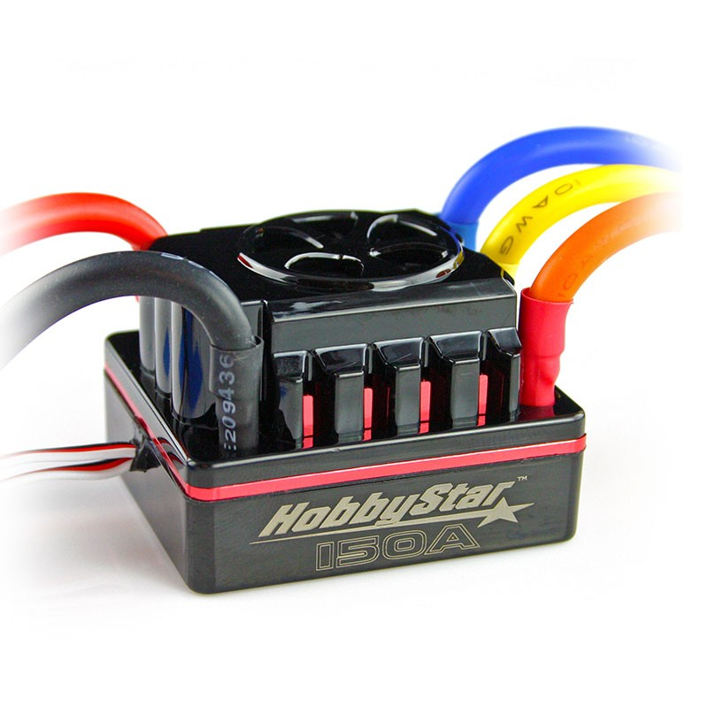 HobbyStar 150A Brushless Sensored ESC 2S-6S