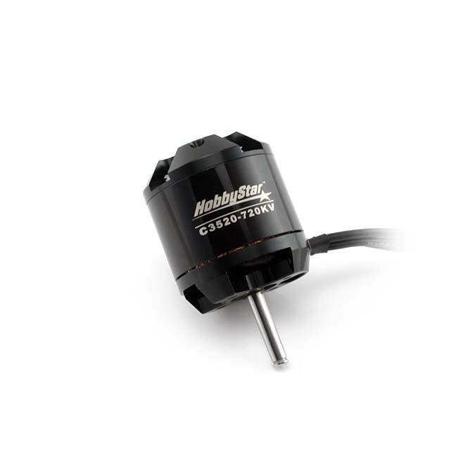 HobbyStar 3520 (4250) Brushless Outrunner Motor