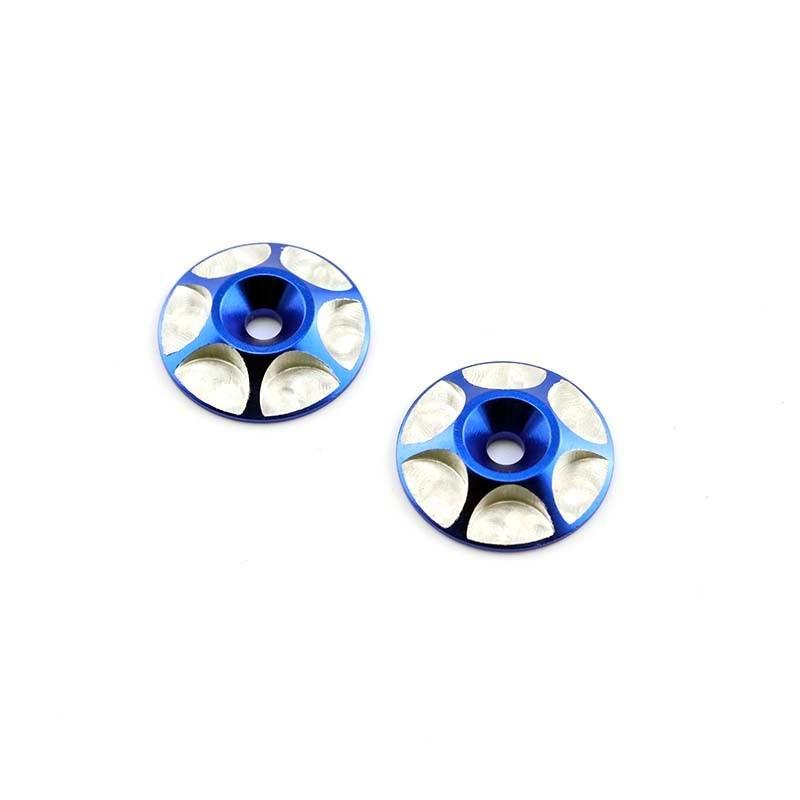 HobbyStar Wing Buttons, Blue