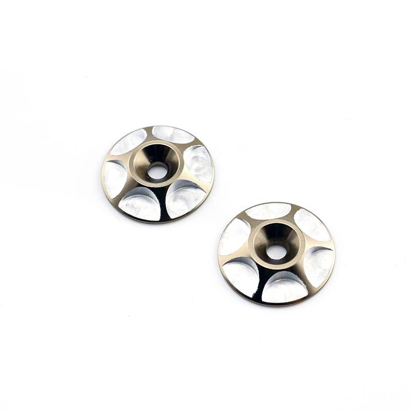 HobbyStar Wing Buttons, Ti