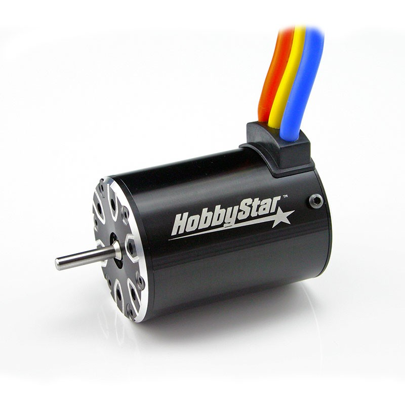 HobbyStar 540 4-Pole Brushless Sensorless Motor