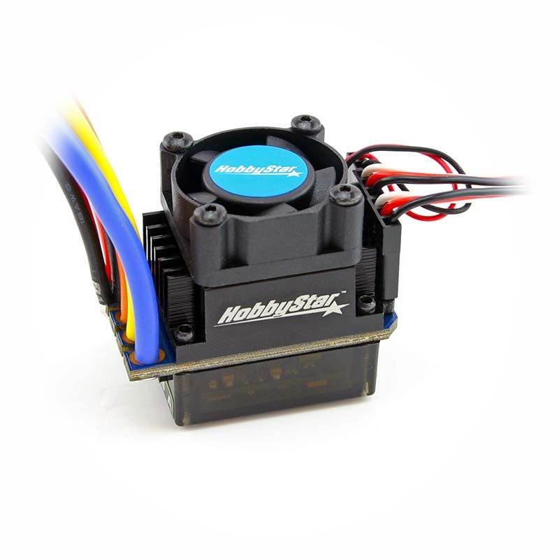 HobbyStar 60A Brushless Sensored ESC