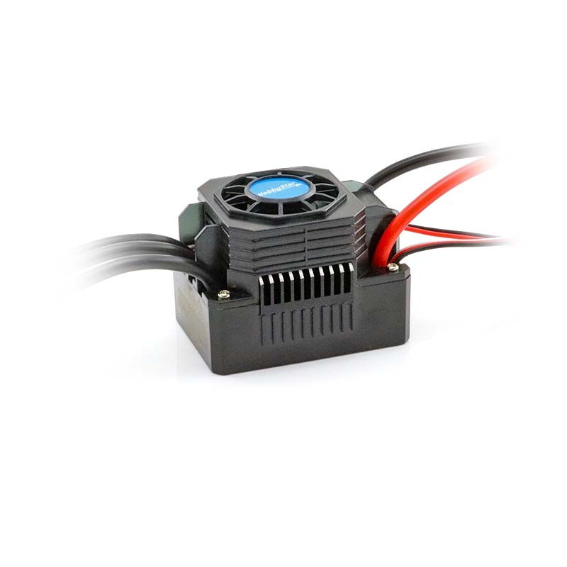 HobbyStar Waterproof 60A V2 Brushless Sensorless ESC