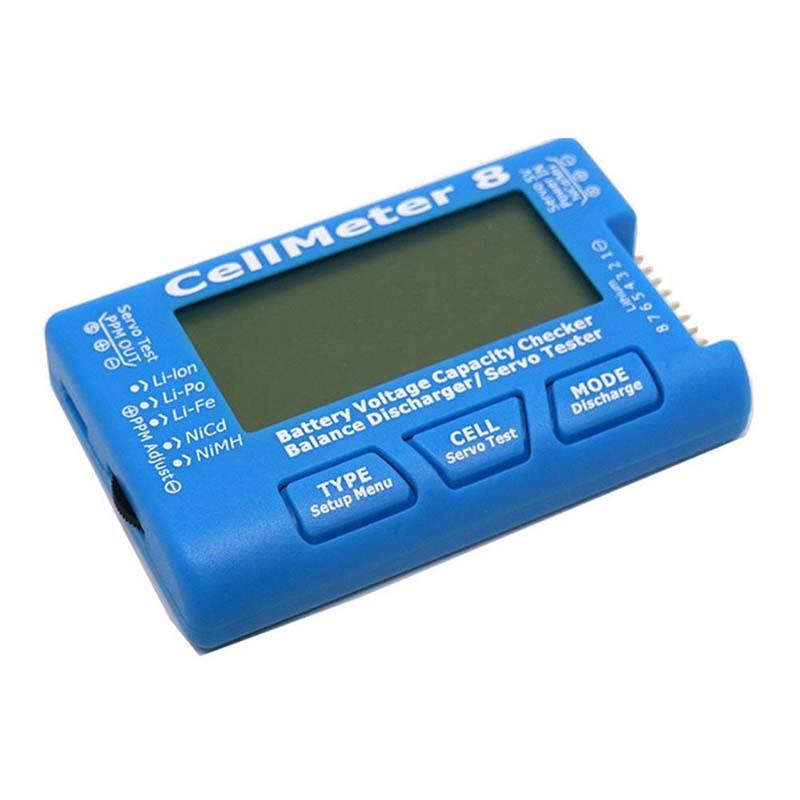 Cellmeter-8 Digital Battery Checker