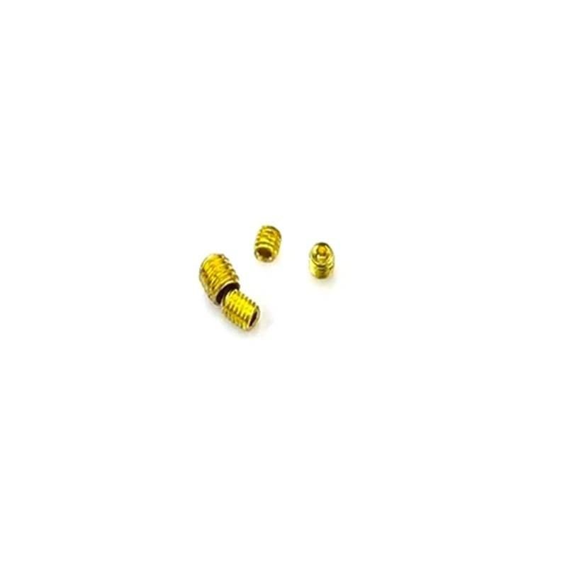 HobbyStar Grub Screw, Gold, 5pk
