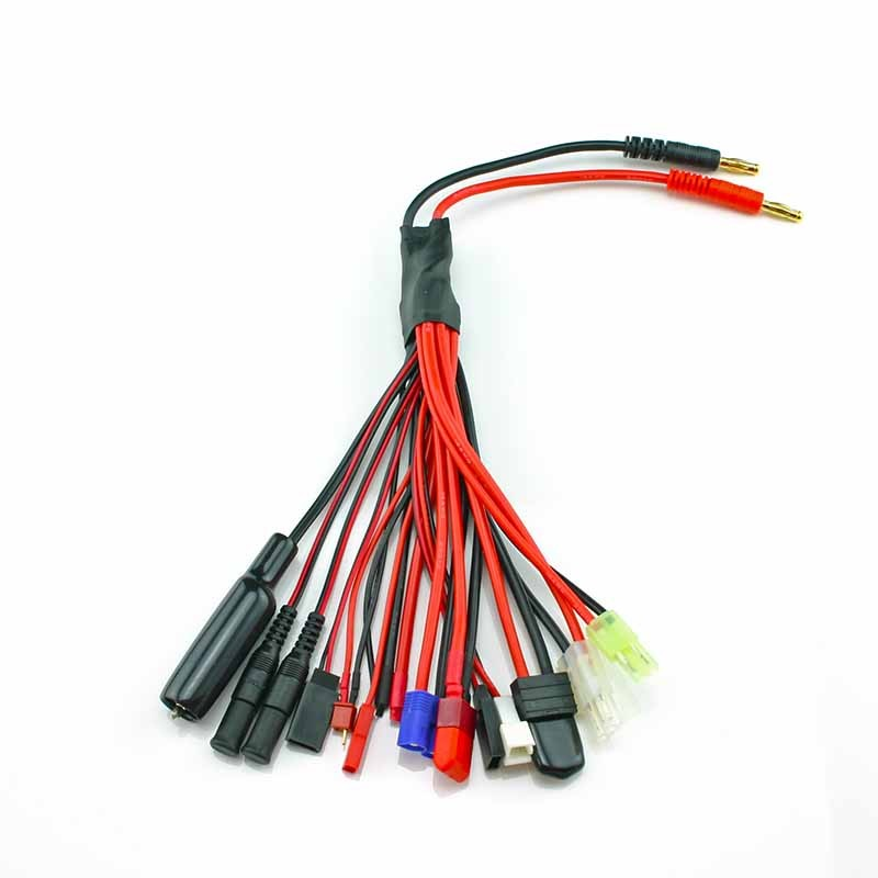 HobbyStar 14 Connector Charge Lead