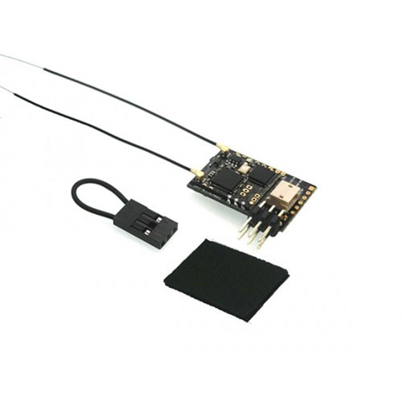 Lemon RX DSMX Compatible PPM 8-Channel Diversity Antenna Receiver LM0039