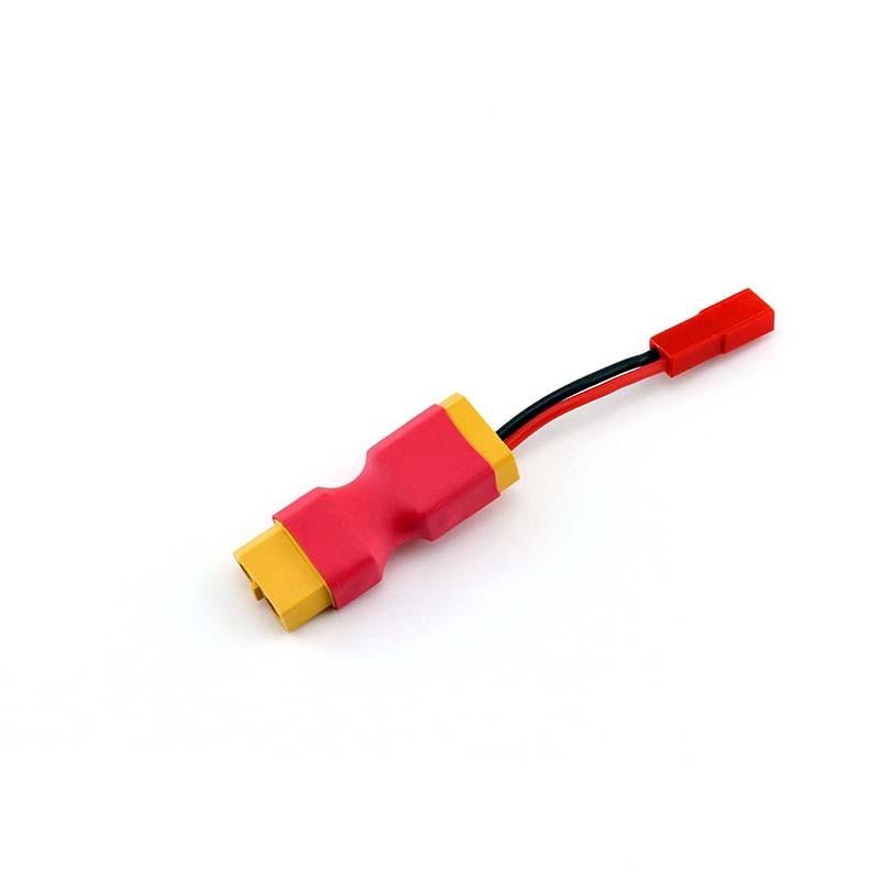 HobbyStar XT60 Connector with inline JST FM Plug
