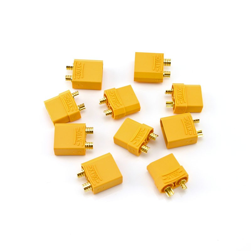 HobbyStar XT90 Connector Set, 5 Sets