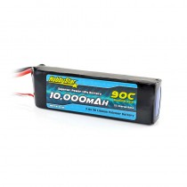 HobbyStar 10,000mAh 7.4V, 2S 90C LiPo Battery