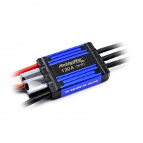 HobbyStar 120A ESC OPTO High-Voltage