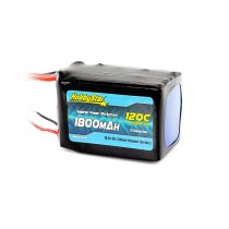 HobbyStar 1800mAh 18.5V, 5S 120C LiPo Battery
