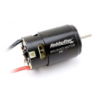 HobbyStar Brushed Crawler Motor With Fan, Waterproof