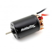 HobbyStar 550 5-Slot Brushed Crawler Motor, Waterproof