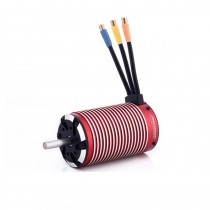 Leopard 5898, 4-Pole Brushless Sensorless Motor For 1/5 Scale - 1100KV