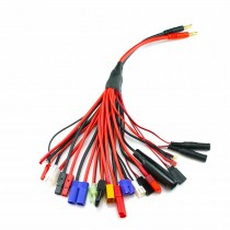 HobbyStar 18 Connector Mega-Charge Lead