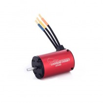 Leopard 4065, 4-Pole Brushless Sensorless Motor For 1/10, 1/8 Scale - 2700KV
