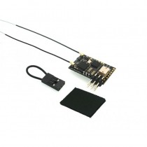 Lemon RX DSMX Compatible PPM 8-Channel Diversity Antenna Receiver LM0039