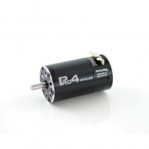 HobbyStar Pro4, 4-Pole Brushless Sensored 4x4 SCT Motor