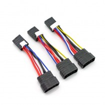 HobbyStar Traxxas ID Charge Lead Adapter Set, 2S-4S